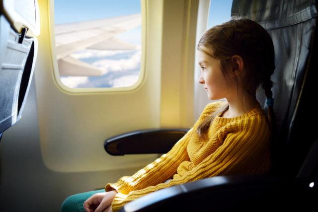 Flight seat belts