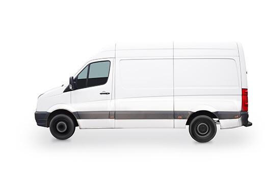 van & commercial vehicle seat belts